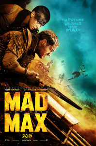 1. Mad Max- Fury Road