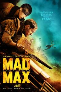 1. Mad Max- Fury Road