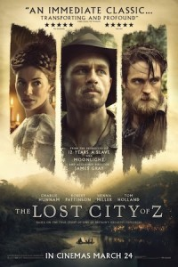 5 - Lost City of Z