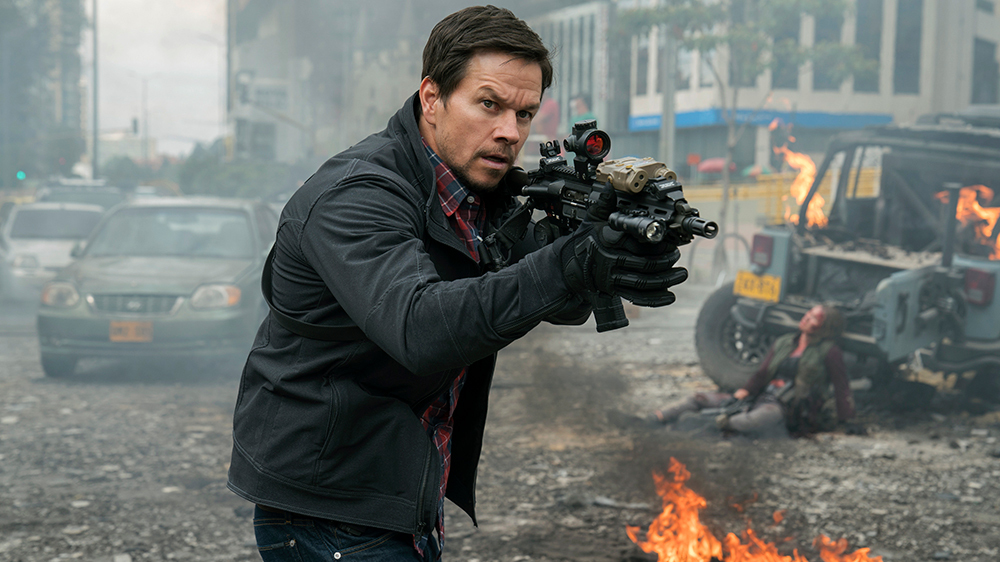 Mark Wahlberg stars in MILE 22
