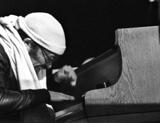 Cecil Taylor, Moers Jazz Festival, maggio ; ;1978, Cecil Taylor sextet Fotogramma selezionato per MUSICHE (Lelli e Masotti)