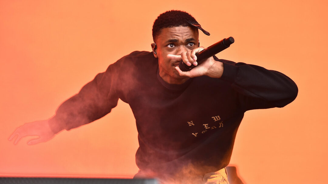 """Vince Staples released """"GTFOMD"""" after a masterful marketing rollout presented in the form of a GoFundMe campaign."""