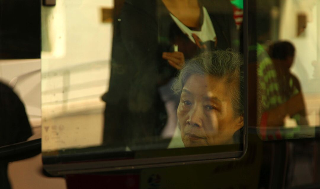 RED AMNESIA / Chuangru zhe (2014), directed by Wang Xiaoshuai.